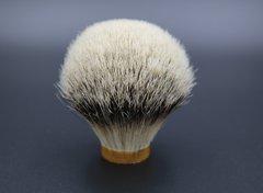 25mm Gent's Silvertip Badger knot Bulb Shape