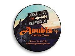 Local Gent Shaving Co. Anubis 4 oz. Shaving Cream