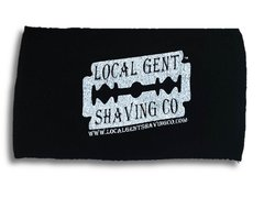 "Local Gent Shaving Co. ""Shave Den"" Towel"