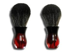 "Local Gent Shaving Co. Bombshell Shaving Brush ""Rose"""