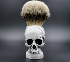 Skull & Bone Shaving Brush