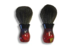"Local Gent Shaving Co. Bombshell Shaving Brush ""Rosebud"""