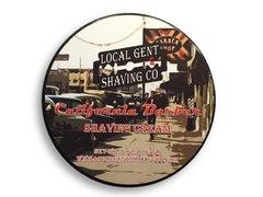 California Barber Shaving Cream By Local Gent Shaving Co.