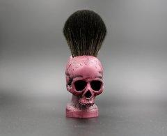 """Skull & Bone Shaving Brush Variant """"Marvel Red"""""""