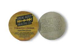 Local Gent Shaving Co. Tobacco Lounge Shaving Soap Puck