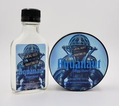 Aquanaut Shaving Soap & Aftershave Splash - Bundle!