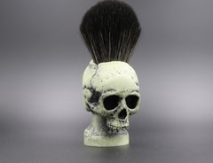 "Skull & Bone Shaving Brush Variant ""Khaki Green"""