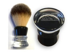 "Local Gent Shaving Co. Lugosi Shaving Brush "" Art Deco"""