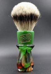 """Local Gent Shaving Co. Karloff Shaving Brush """"Deer Hunter"""""""