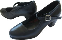 Women Dance Folkloric Shoes sizes 20.5-25