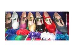 Women Dance Folkloric Shoes (colors)