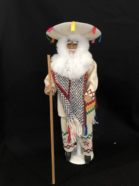 MICHOACAN- VIEJITOS COLLECTION DOLL