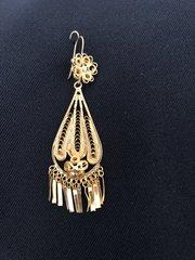 Medium earrings- Drop/Pop Flower