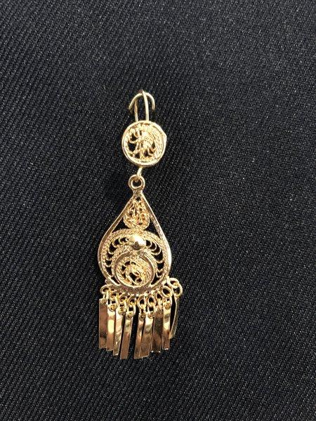 Mini earrings - Drop/lace