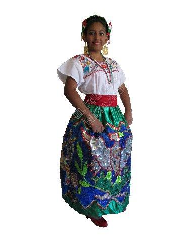 China Poblana Gala (skirt)