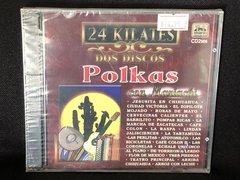 24 Kilates Dos discos Polkas con Mariachi