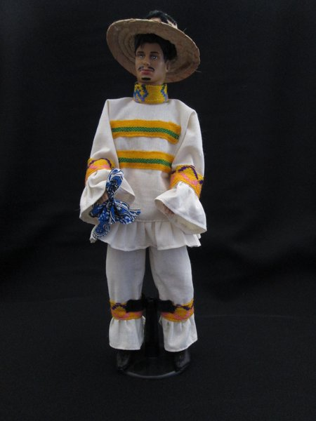 GUERRERO-MALE COLLECTION DOLL