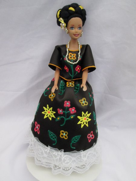 TEHUANA COLLECTION DOLL