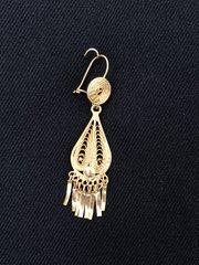 Mini earrings - Drop/Filled