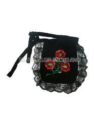 Veracruz Velvet/Carnations Apron
