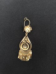 Small earrings - Drop/circle