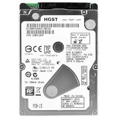 Hard Drive - Laptop 500GB SATA600 5400RPM 8MB 2.5""