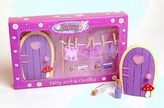 Fairy Door & Washing Line Set