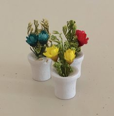 3 Potted Fairy Plants