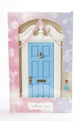 My Blue Fairy Door
