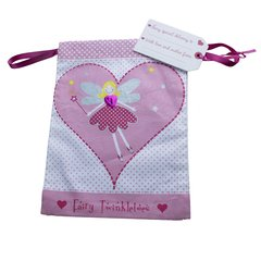 Fairy Fabric Gift Bag