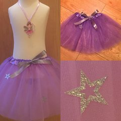 Lilac Star Tutu
