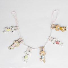 Playful Bunnies Garland