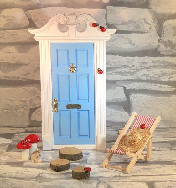 Woodland Fairy Door Set
