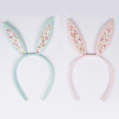 Pastel Bunny Ears Hairband
