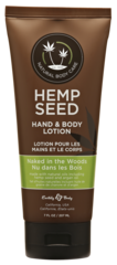 Naked In The Woods Heep Seed Hand and Body Lotion 7 oz.