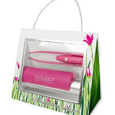 La Tweez Pink Pro Illuminating Tweezer