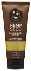 Nag Champa Heep Seed Hand and Body Lotion 7 oz. Tube