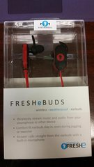 FRESHeBUDS Wireless, Wateproof, Earbuds