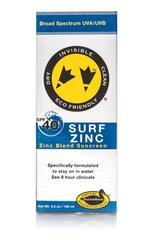 Rubber Ducky Surf Zinc SPF 40  Zinc blend Crème 2 oz. traditional sunscreen