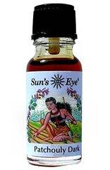 Suns Eye Patchouly Dark Oil .5 oz.