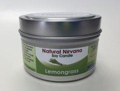 Soy Candle Lemongrass
