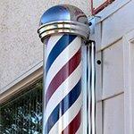 Barber Shop 1920's