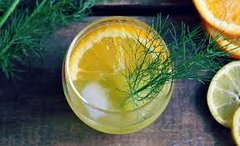 Sweet Fennel and Orange
