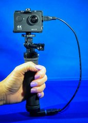 Action Handheld Grip Stabilizer