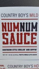 Num Num Sauce-Mild-133oz (gallon)