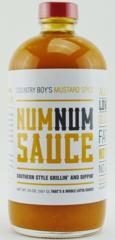 Num Num Sauce-Mustard Spice-20oz