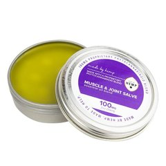 CBD Muscle and Joint Salve 100mg CBD