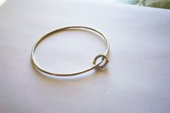 Barnacled ring bangle