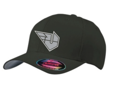 Flex Fit Caps (Vegas Flyer Logo)