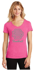 LADIES Perfect Tri Made V-Neck T-Shirt